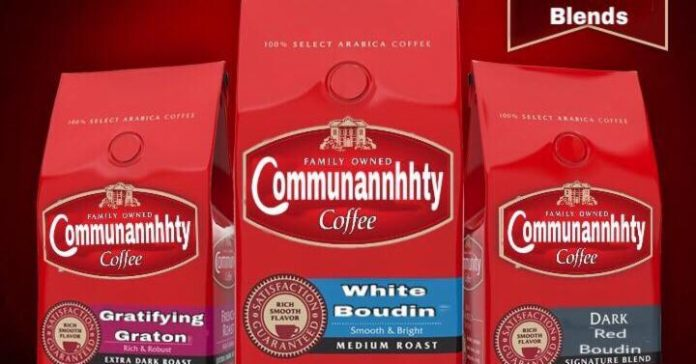 Community Coffee new drinks